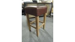 Nová barová židle palisandr