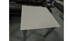 Nový jídelní stůl sklo čtverec