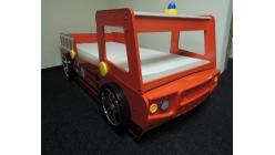 Nová postel hasičské auto