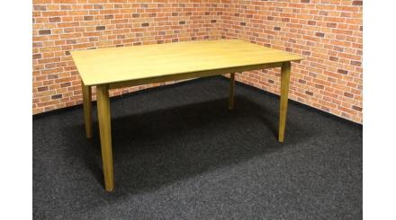 Nový retro jídelní stůl masiv dub