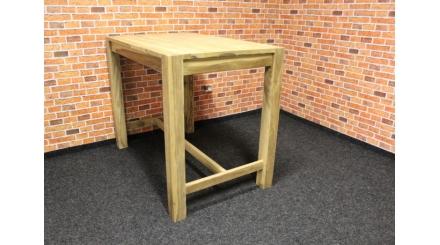 Nový barový jídelní stůl palisandr