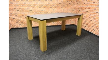Nový masiv jídelní stůl WOODFORD