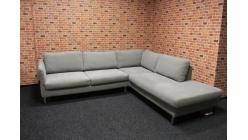 Nová šedá rohová sedačka zn. Schöner Wohnen Kollektion