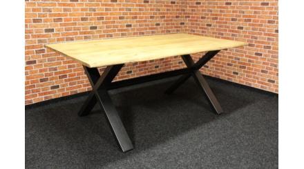 Nový stylový jídelní stůl akát vlny