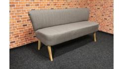 Nová dlouhá retro lavice látka