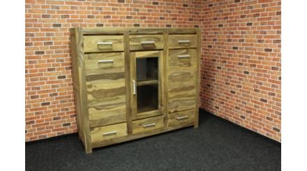 Nová velká stylová skríňka Palisandr