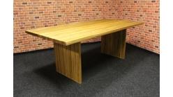 Nový masiv jídelní stůl dub desky