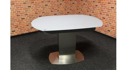 Nový ovál jídelní stůl rozkládací DARIAN