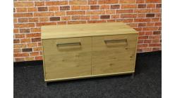 Nová malá skříňka - lavice dřevo