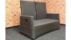 Nový zahradní polohovací gauč PADUA