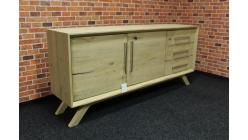 Nová značková stylová skříňka dřevo