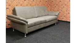 Nový šedý značkový relax gauč
