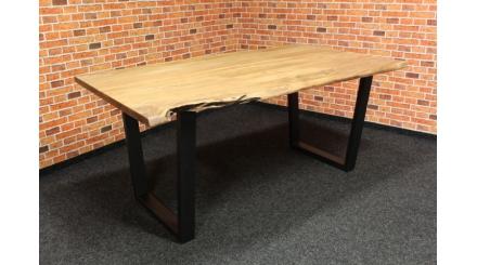 Nový stylový jídelní stůl akát CALABRIA