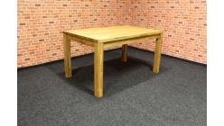 Nový malý masiv jídelní stůl dub rozkládací TILO