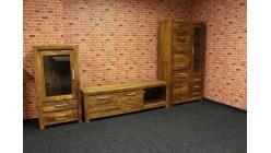 Nová luxusní obývací stěna palisandr