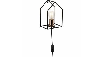 Nová stylová lampička HOME na zeď