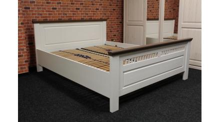 Nová značková stylová postel MONZA dřevo