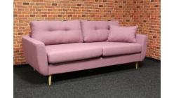 Nový stylový růžový gauč HARRIS