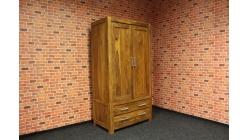 Nová stylová skříň malá AMARILLO masiv palisandr