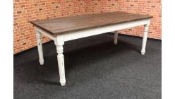 Nový stylový jídelní stůl dřevo Harrison