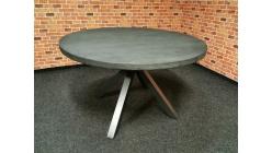 Nový kulatý zahradní stůl PALERMO