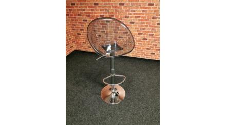Nová barová židle SPHERE kouřová