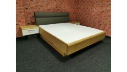 Nová luxusní manželská postel s šuplíky