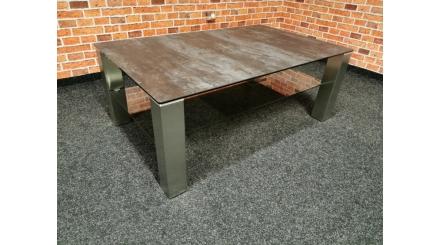 Nový konferenční stůl sklo DAVINA