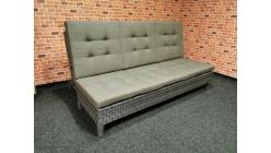 Nový zahradní rozkládací gauč-postel