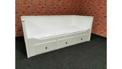 Nová stylová postel s šuplíky MELANIE