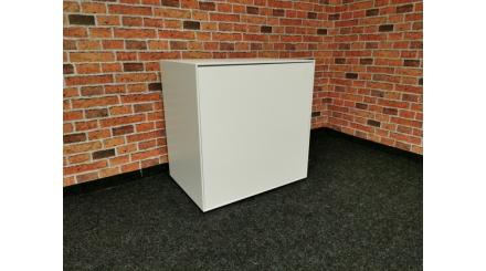 Nová bílá skříňka HÜLSTA malá