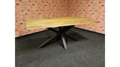 Nový stylový jídelní stůl JESSE mango