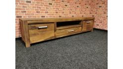 Nový dlouhý TV stolek AMARILLO palisandr