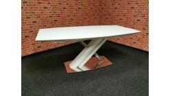 Nový bílý luxusní jídelní stůl DAN