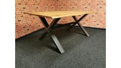 Nový masiv jídelní stůl RIFF stylový