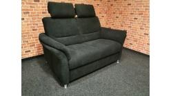 Nový černý gauč látka FUN