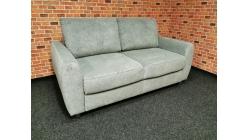 Nový šedý rozkládací gauč VALENCIA