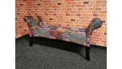 Nová stylová barevná lavice SAVA