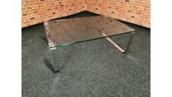 Nový konferenční stůl HELEN sklo