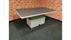 Nový zvedací zahradní stůl PADUA