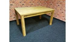 Nový masiv jídelní stůl dub