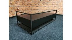 Nový konferenční stůl LAMIA černý mat