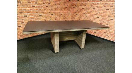 Nový velký zahradní stůl PADUA jídelní